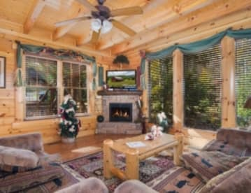 Laurel Branch - Pigeon Forge, TN Cabin Rental (1)