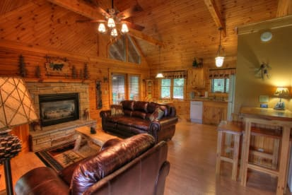 Echota Resort - Sevierville, TN Cabin Rental (1)