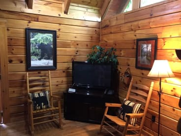 Wilderness at The Smokies - Sevierville, TN Cabin Rental (1)