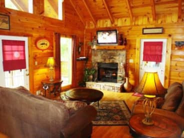 Dollywood Area - Pigeon Forge, TN House Rental (1)