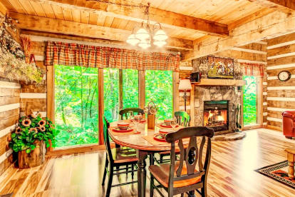 Pigeon Forge Private Properties - Pigeon Forge, TN Cabin Rental (1)