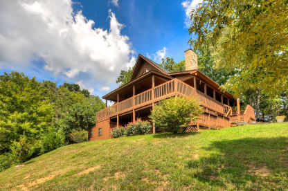 Smoky Mountain Cabin Rental   Gatlinburg TN Vacation Rentals By Owner