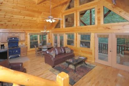Hemlock Hills - Gatlinburg, TN Cabin Rental (1)