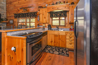 Smoky Cove - Pigeon Forge, TN Cabin Rental (1)