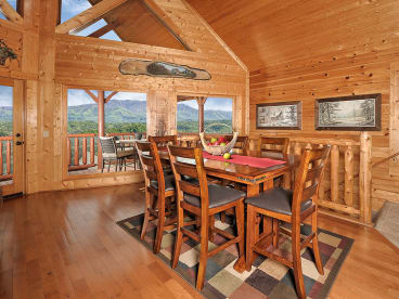 Legacy Mountain - Sevierville, TN Cabin Rental (1)