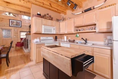 Big Bear Lodge & Resort - Pigeon Forge, TN Cabin Rental (1)