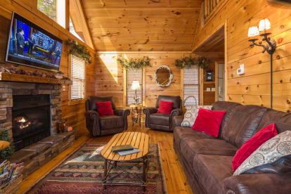 Gatlinburg Area - Gatlinburg, TN Cabin Rental (1)