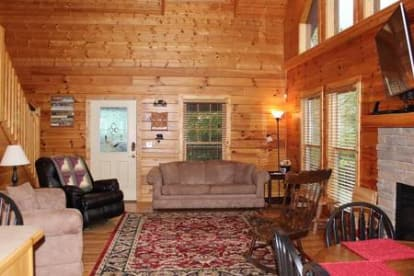 Chapel Mountain - Pigeon Forge, TN Cabin Rental (1)