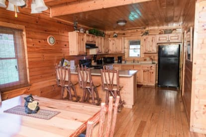 Rainbow Ridge - Sevierville, TN Cabin Rental (1)