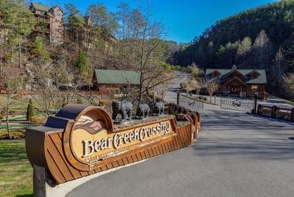 Bear Creek Crossing - Sevierville, TN Cabin Rental (1)