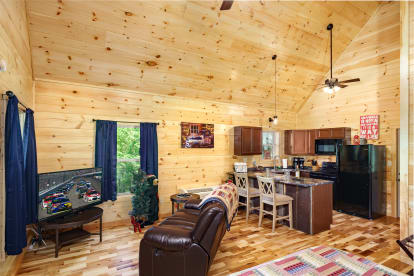 Forest Springs - Gatlinburg, TN Cabin Rental (1)