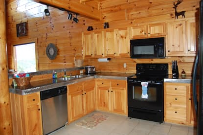 Grandview Resort - Sevierville, TN Cabin Rental (1)