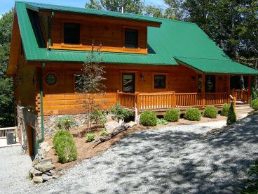 Sugar Mountain - Banner Elk, NC Cabin Rental (1)