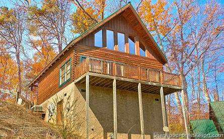 Sherwood Forest Resort - Pigeon Forge, TN Cabin Rental (1)