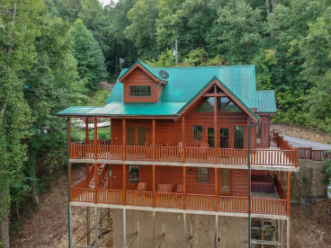 Shagbark Resort - Pigeon Forge, TN Cabin Rental (1)