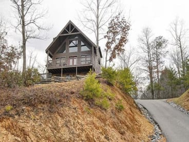 Dollywood Area - Pigeon Forge, TN Cabin Rental (1)