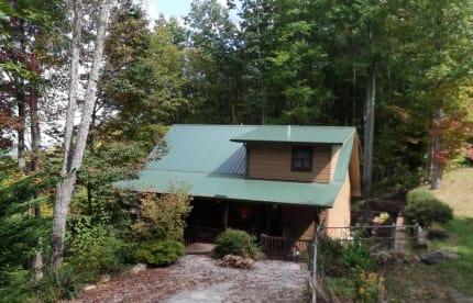 Nantahala Lake Private Properties - Nantahala Lake, NC Chalet Rental (1)