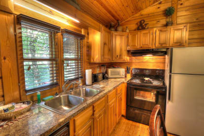 Echota Resort - Sevierville, TN Cabin Rental (1)