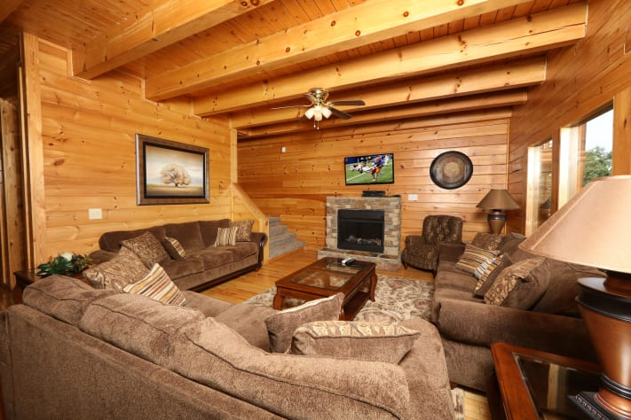Sevierville, Tennessee House Rental - Gallery Image #2