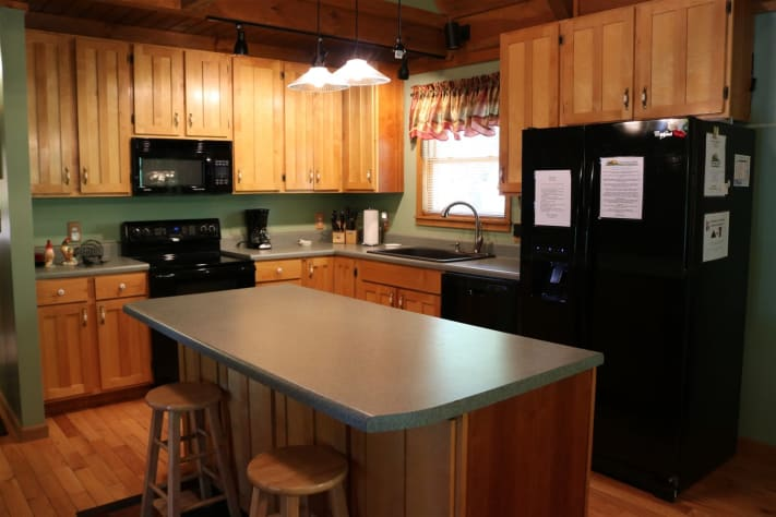 Norris Lake, Tennessee Cabin Rental - Gallery Image #3