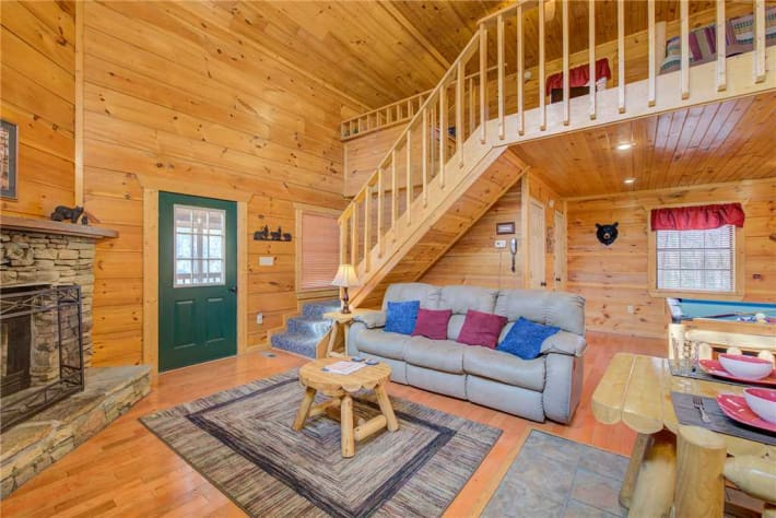 Gatlinburg, Tennessee House Rental - Gallery Image #3