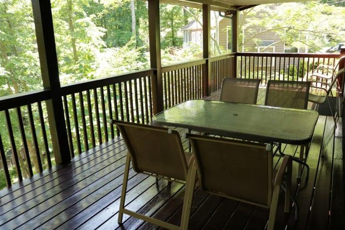 Norris Lake, Tennessee Cabin Rental - Gallery Image #12