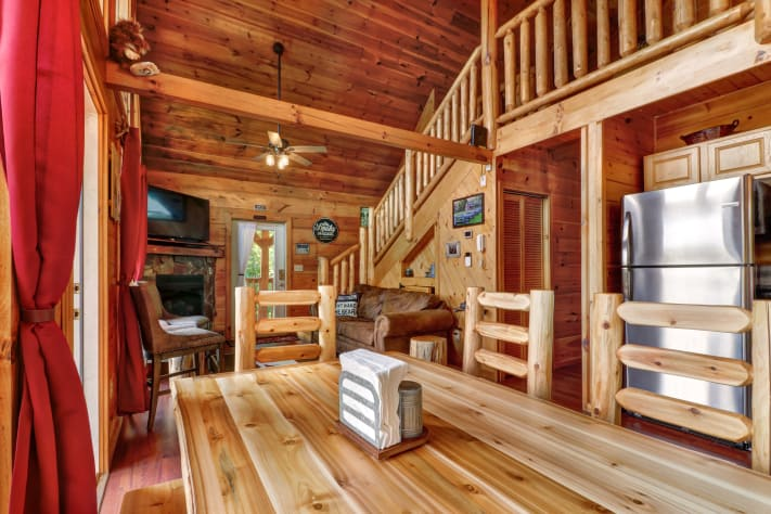 Sevierville, Tennessee Cabin Rental - Gallery Image #10