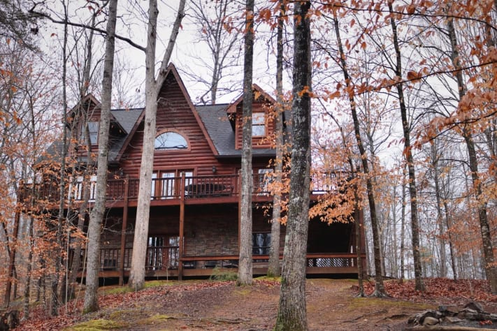 Norris Lake, Tennessee Cabin Rental - Gallery Image #20