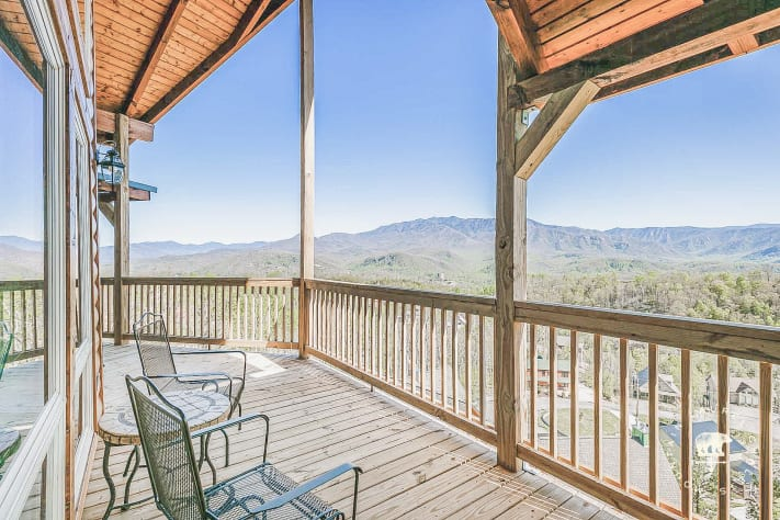 Gatlinburg, Tennessee Chalet Rental - Gallery Image #9
