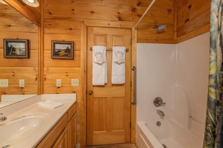 Pigeon Forge, Tennessee Cabin Rental - Gallery Image #22