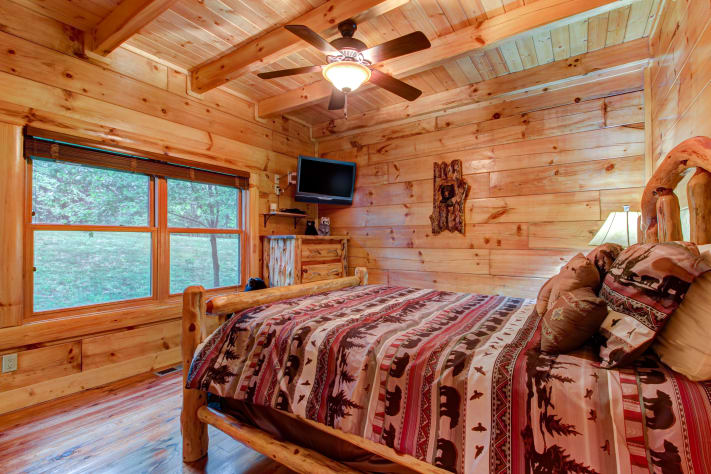 Sevierville, Tennessee Cabin Rental - Gallery Image #19