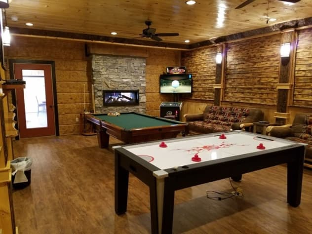 Pigeon Forge, Tennessee Lodge Rental - Gallery Image #21