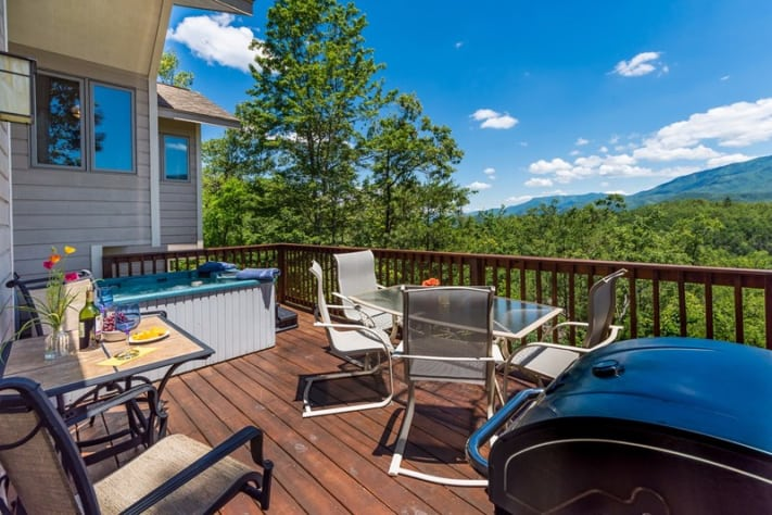 Gatlinburg, Tennessee Chalet Rental - Gallery Image #16