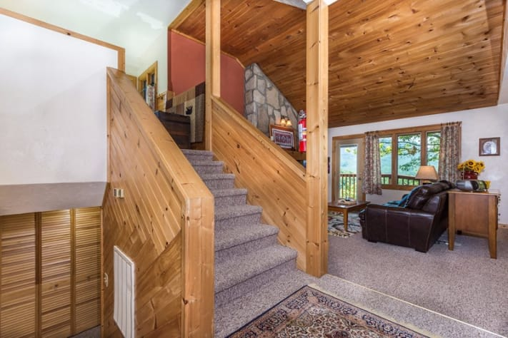 Gatlinburg, Tennessee Chalet Rental - Gallery Image #4