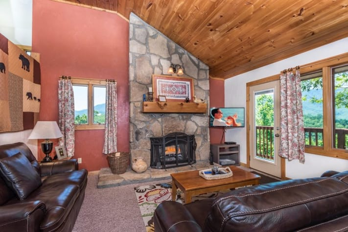 Gatlinburg, Tennessee Chalet Rental - Gallery Image #5