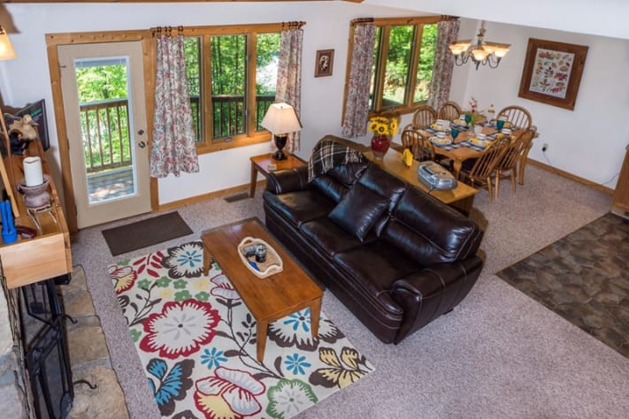 Gatlinburg, Tennessee Chalet Rental - Gallery Image #7