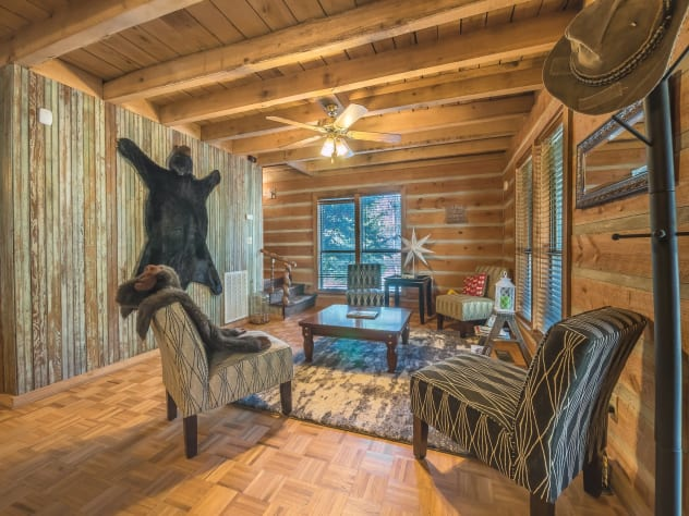 Chattanooga, Tennessee Cabin Rental - Gallery Image #9