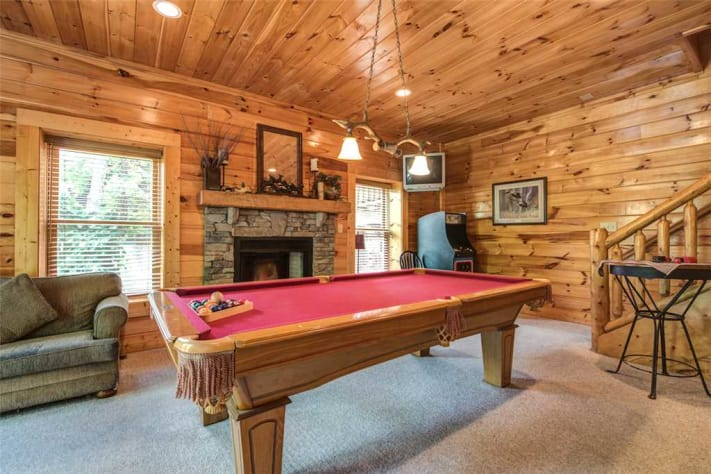 Pigeon Forge, Tennessee Lodge Rental - Gallery Image #12