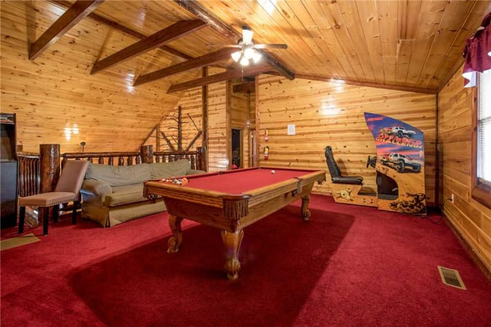Cosby, Tennessee Cabin Rental - Gallery Image #11