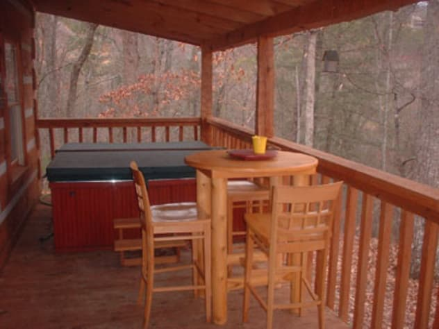 Sevierville, Tennessee Chalet Rental - Gallery Image #8