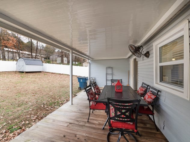 Chattanooga, Tennessee Bungalow Rental - Gallery Image #9
