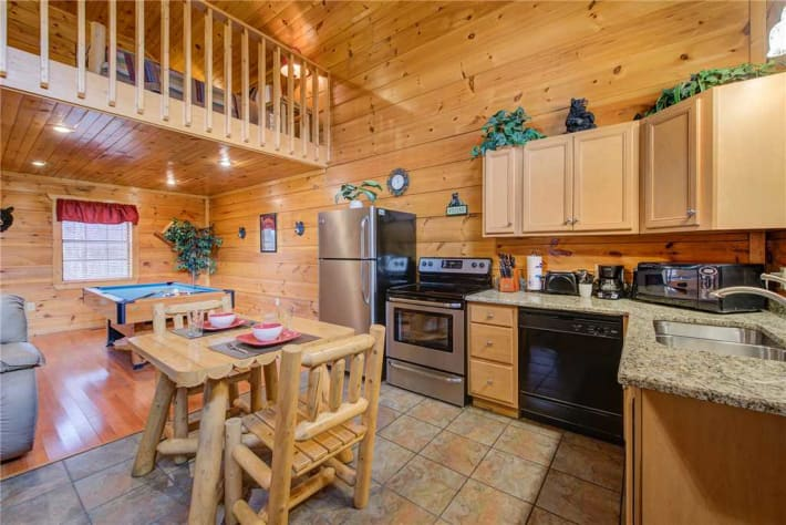 Gatlinburg, Tennessee House Rental - Gallery Image #6