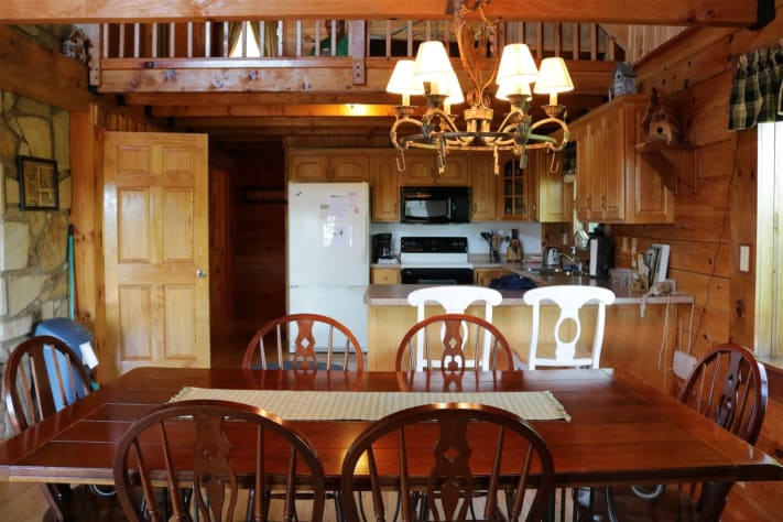 Norris Lake, Tennessee Cabin Rental - Gallery Image #8