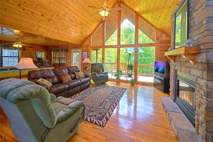 Sevierville, Tennessee Resort Rental - Gallery Image #1