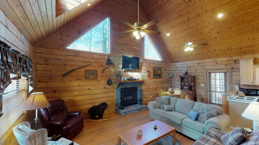 Norris Lake, Tennessee Cabin Rental - Gallery Image #4