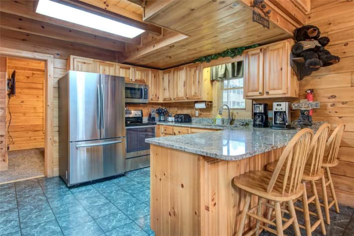 Pigeon Forge, Tennessee Lodge Rental - Gallery Image #9