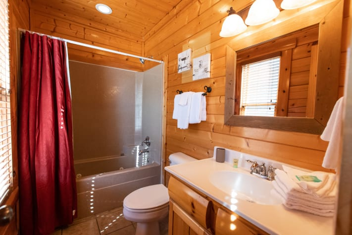 Pigeon Forge, Tennessee Lodge Rental - Gallery Image #23