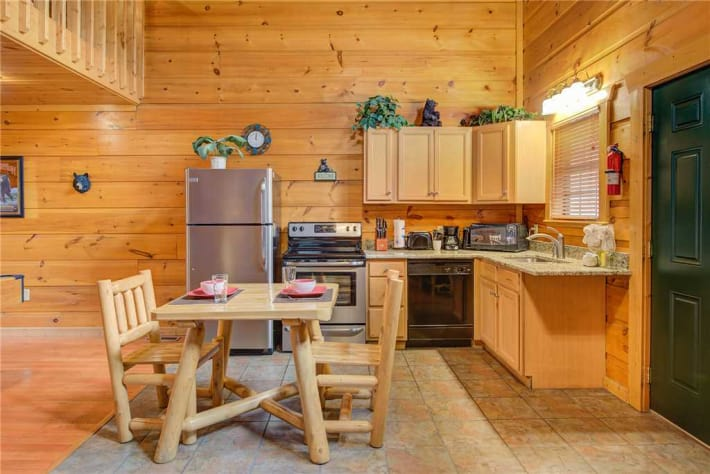 Gatlinburg, Tennessee House Rental - Gallery Image #4