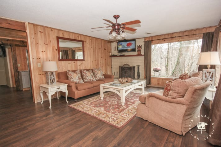 Gatlinburg, Tennessee Cottage Rental - Gallery Image #17