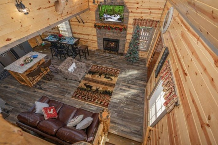 Pigeon Forge, Tennessee Cabin Rental - Gallery Image #14